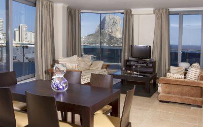 Apartamentos del Mar
