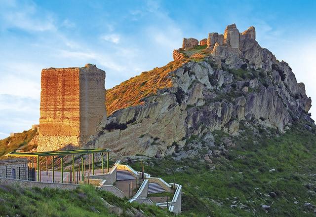 Castillo de Tibi.