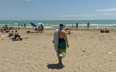 Burriana, playas tranquilas