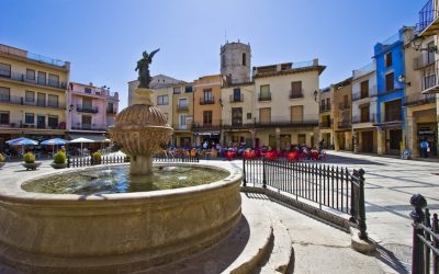 Sant Mateu, patrimonio histórico y natural