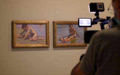 Desde Sorolla hasta Monet o Gauguin
