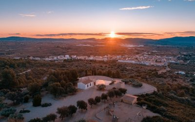 Vall d'Alba, amplíos parajes naturales