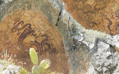 Alicante, provincia reina en el arte rupestre, ofrece 130 lugares con estas pinturas