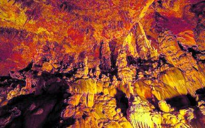 Cueva del Rull, un  hallazgo de gran interés geológico