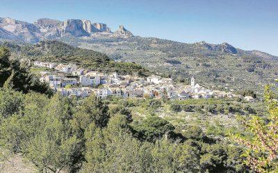 Valles remotos para perderse y desconectar en Alicante